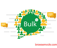 The Best Bulk SMS service provider in India