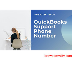 Get the best technical support at QuickBooks Customer Service Phone Number+1-877-261-2406