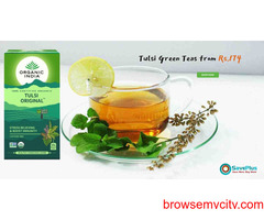 Tulsi Green Teas from Rs.174