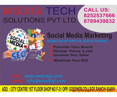 WELCOME TO MSDIGI TECH SOLUTIONS PVT.LTD. RANCHI