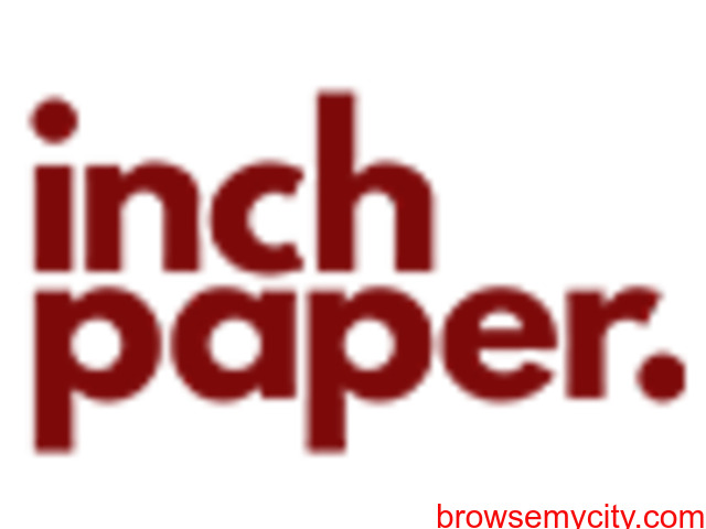 Online Stationery store/Shop in Gurgaon - Inch Paper - 1/1