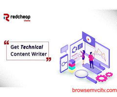 Get Technical Content Writer