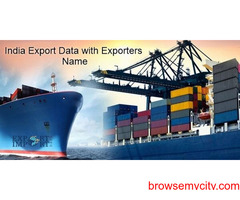 Export Data India to Search Top Exporters in Indian Trade