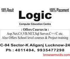 Logic Computer Education offers C,C++,Asp.net,C# Sql Server, python,php etc
