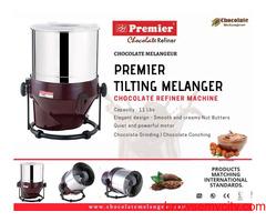 Shop Premier Tilting Chocolate Refiner-  Conching Machine