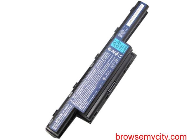 Acer AS10G3E 3ICR19/66-3 9000mAh, 99Wh Original Battery - 1/1