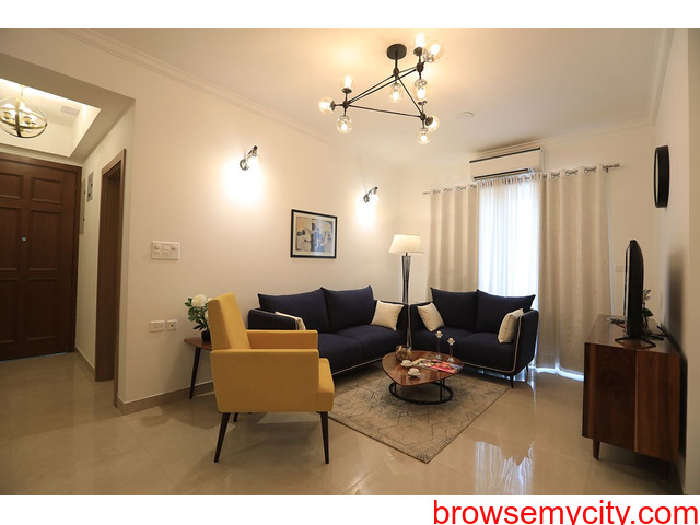 Call 9266850850 for own your dream home in ATS Happy Trails - 4/5