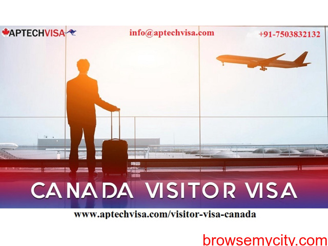 Canada Tourist Visa Fees – Pay and Fly to Canada - 1/1