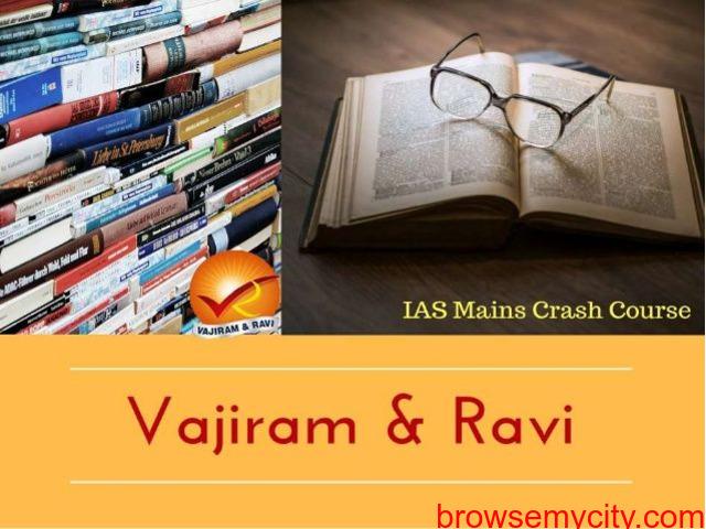 Vajiram & Ravi – Best IAS coaching in Delhi - 4/6