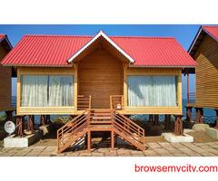 Get Hotel in Hanuwantiya of 2020 | Online Booking MPTDC Hanuwantiya Resort Hanuwantiya - MPTDC - Cra