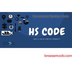 HS Code List India: Custom HS Tariff Codes