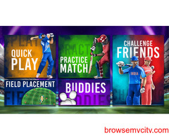 Play With Real Players On The Fantasy Cricket Game App