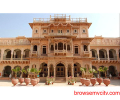 Corporate Team Outings in Jaipur | Chomu Palace Jaipur