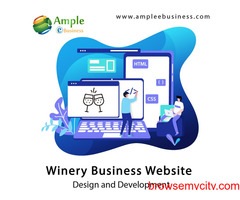 The right way to add wine business is possible with Ample eBusiness