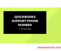Get quick assistance and guidance for QuickBooks at QuickBooks Support+1-877-603-0806
