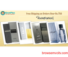 Free Shipping on orders over Rs. 750