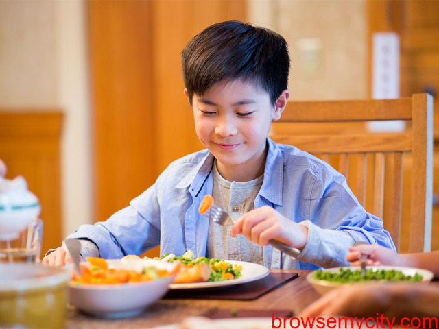 5 Easy Tips To Encourage Children To Eat Vegetables - 1/1