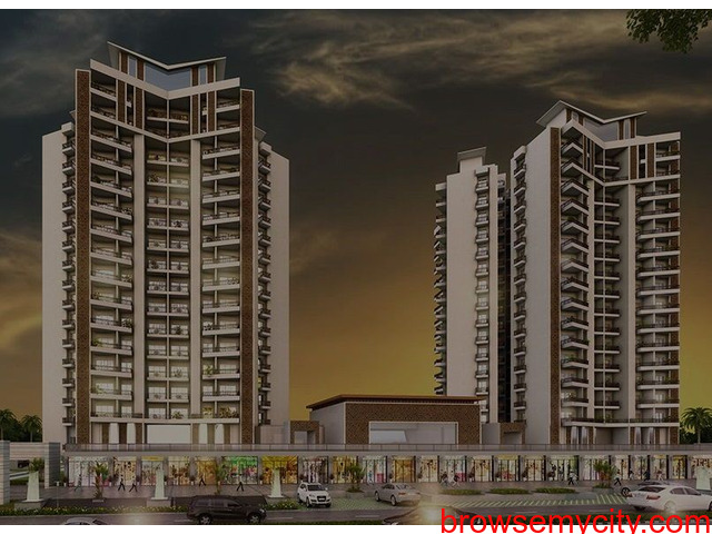 Ace Divino 9250002243 Garden Apartments Starts Only @ 41.18 Lacs* - 2/3