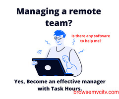 Task Hours Productivity and Time Monitoring Software