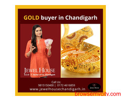 Sell Gold in Chandigarh - Cash for Gold in Chandigarh - Best Gold Buyer in Chandigarh
