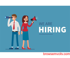 We are hiring for Web Designer