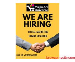 Jobs for Digital marketing