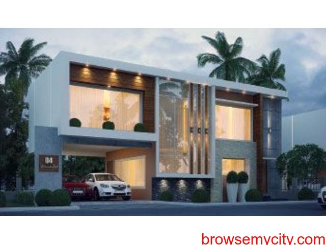 Villas for sale in thrissur - 1/6
