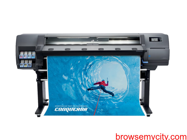 Commercial HP Printers Distributor in India - Insight Print Communication - 1/1