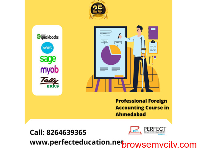 Professional Foreign Accounting Course in Ahmedabad - 1/1