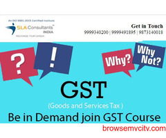 GST Practitioner Course in Delhi