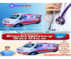 Call for the Economical Fare Ambulance Service in Phulwari Sharif