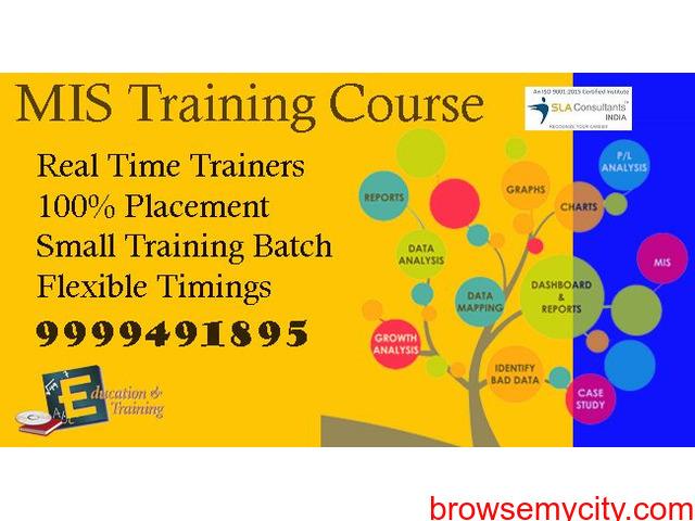 MIS Course/Coaching in Delhi, Burari - 1/1