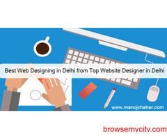 Best Web Designing in Delhi from Top Website Designer in Delhi