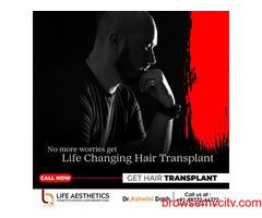 HAIR TRANSPLANT SURGERY   DR ASHWINI DASH INDORE