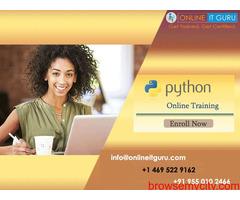 Python Online Training Free live demo