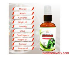 Aarogyam Shakti Dardrodhi Oil