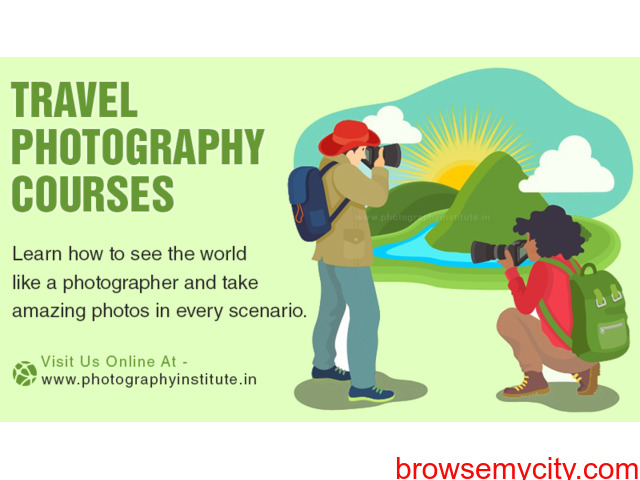Travel Photography Courses - 1/1