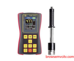 Portable Leeb / Rebound hardness tester importer/supplier in India.