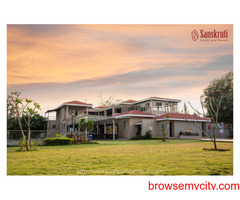 Farmhouse near Mumbai - Pushpam Sanskruti Suites and Resort