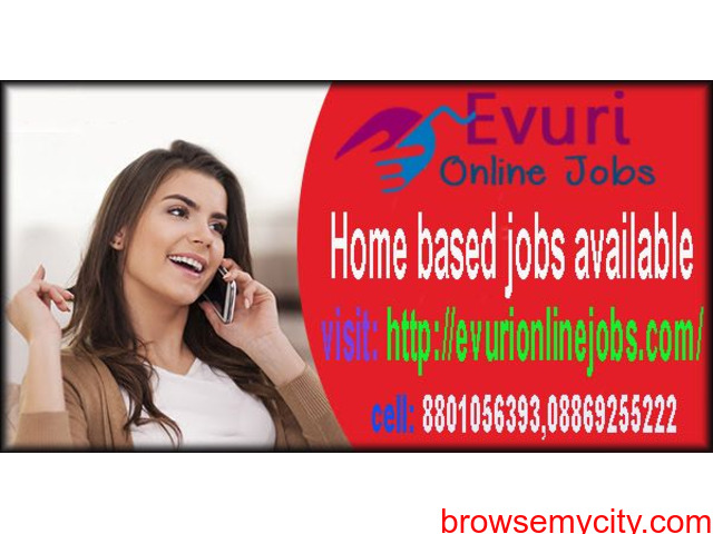 Full Time / Part Time Home Based Data Entry Jobs - 2/2