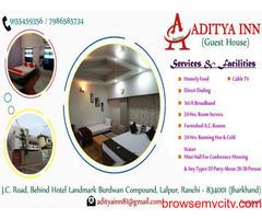 Aditya Group Of Hotel (Aditya INN) Ranchi