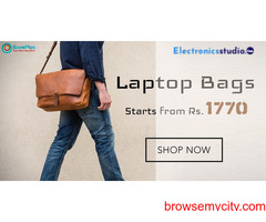 Laptop Bags Starts from Rs. 1770