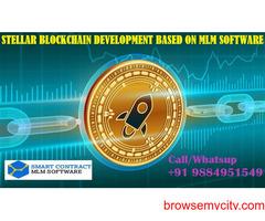 Stellar Blockchain Development Based on MLM Software-Smart Contract MLM Software