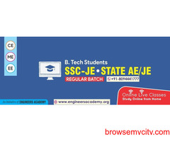 Are you searching ssc je coaching in Patna ?