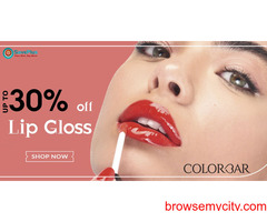 Up to 30% off Lip Gloss