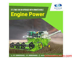 Best Quality Crop Cutting Tractor Mounted Combine