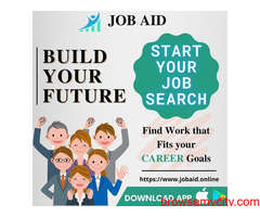 Online and Latest Jobs Search App for Career Growth
