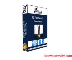 7 zip file password recovery