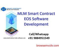 MLM Smart Contract EOS Software Development-Smart Contract MLM Software