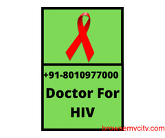 8010931122 HIV Doctor contact number Chitranjan Park